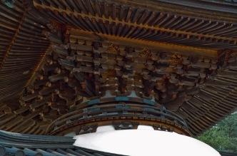 多宝塔。世界に誇る日本建築、好きだなぁ。