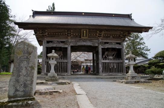 GW最終日の常堅寺は観光客もまばらだった。